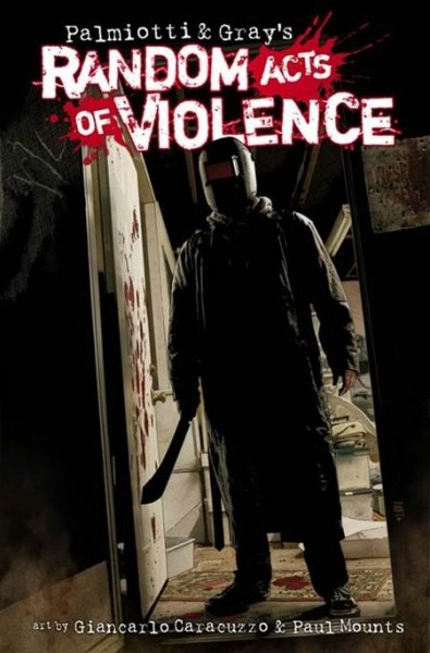 Random Acts of Violence Digital Stretch Goal