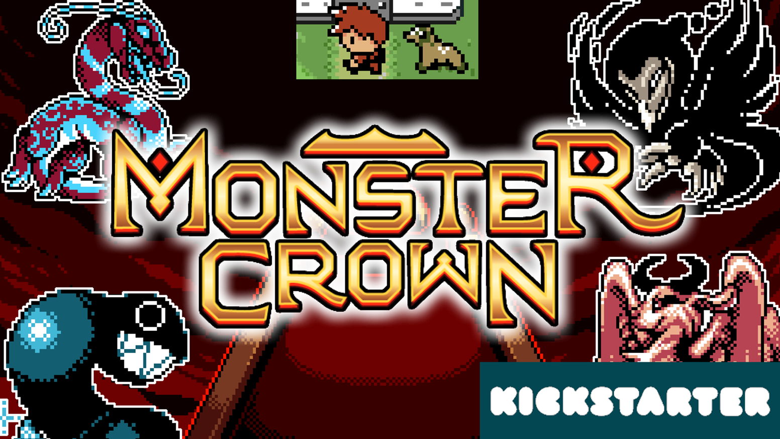 Monster Crown - Monster Taming Game with True Crossbreeds by Studio