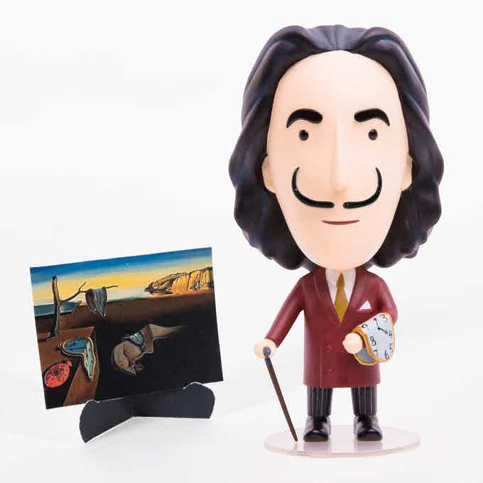 The wait is over... Dalí is here!