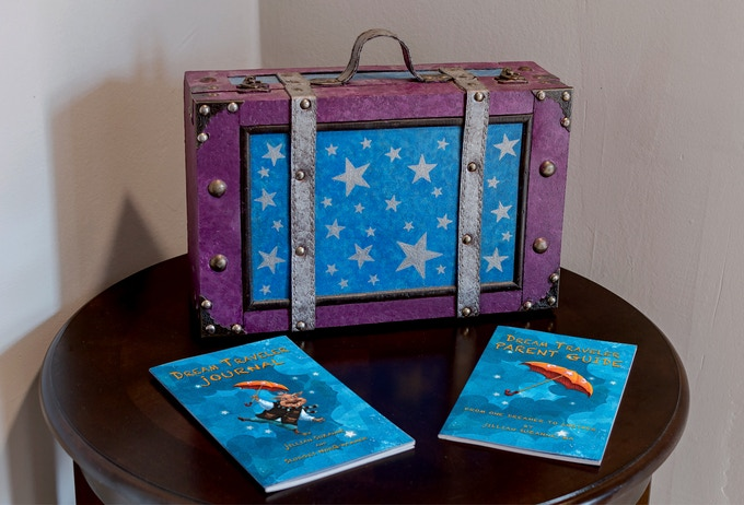 Dream Traveler Suitcase + Dream Journal & Parent Guide