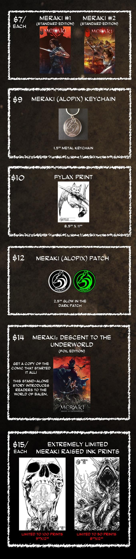 MERAKI #2 – An Adventure Story With Greek Gods & Gay Heroes! by M K