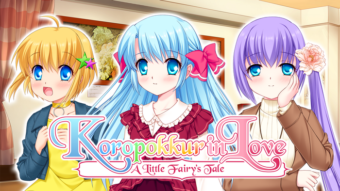 Koropokkur in Love ~A Little Fairy's Tale~ by MangaGamer — Kickstarter