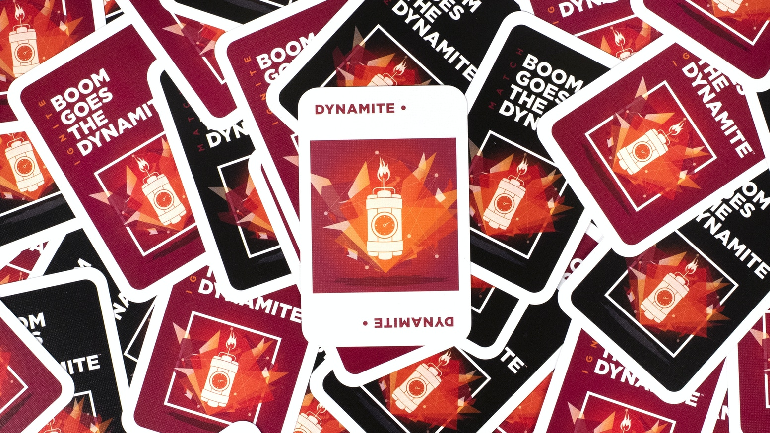 A dynamic, family-friendly matching game with an explosive twist!