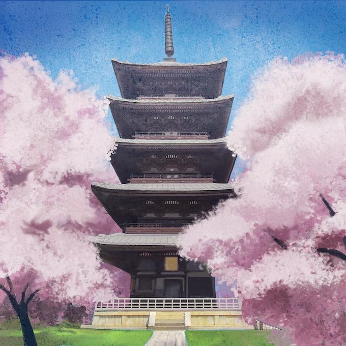 Kyoto artwork