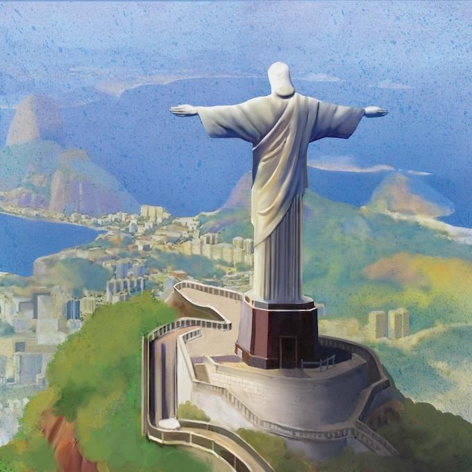 Rio de Janeiro artwork