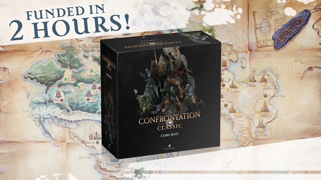 Confrontation – Classic The legendary skirmish game