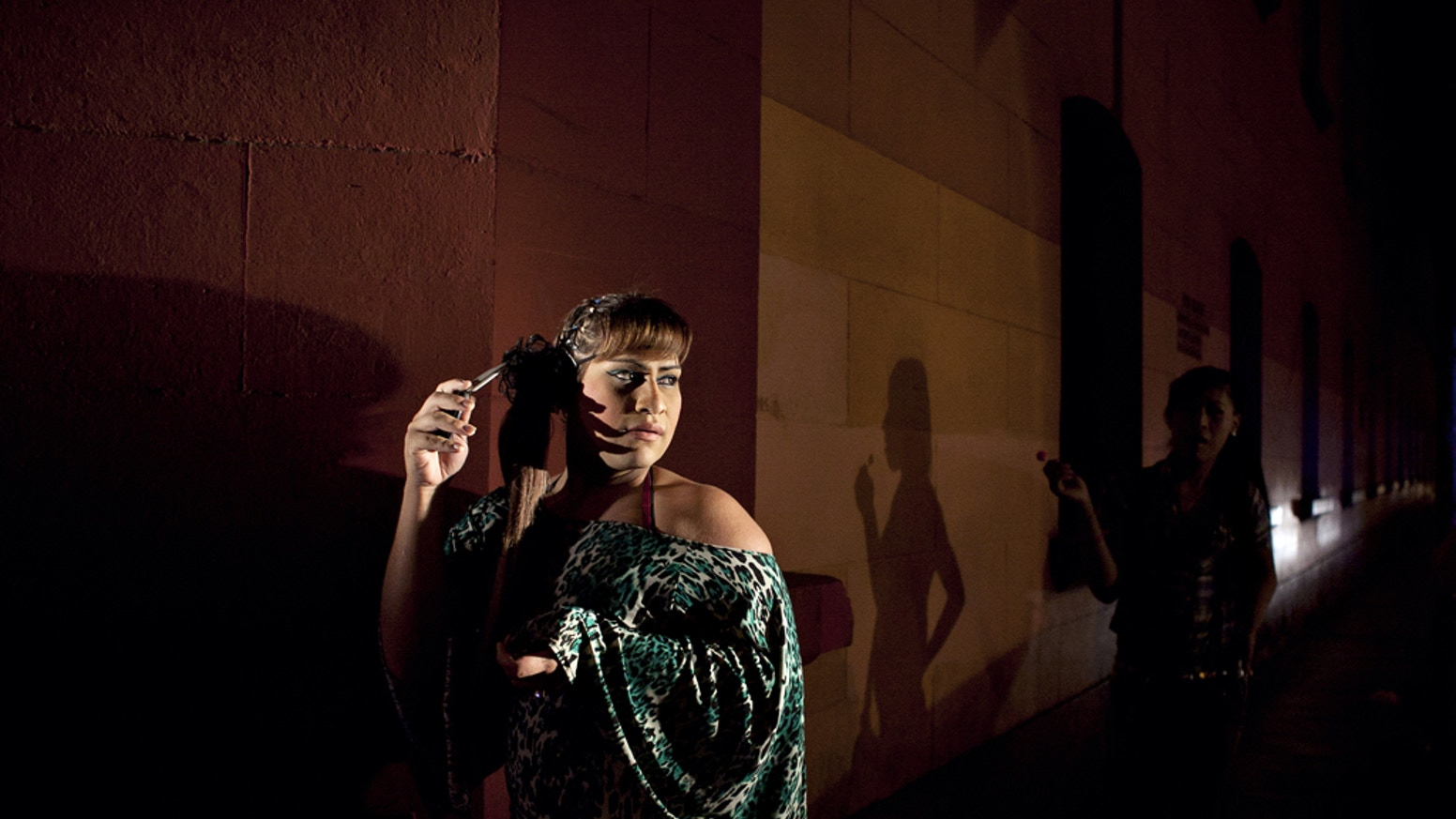 """A Light Inside"" by Danielle Villasana: A photo book documenting the lives of transgender women in Latin America."