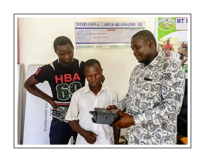Mt. Elgon Self Help Community Project in Mbale, Uganda