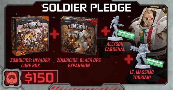 Zombicide: Invader by CMON — Kickstarter