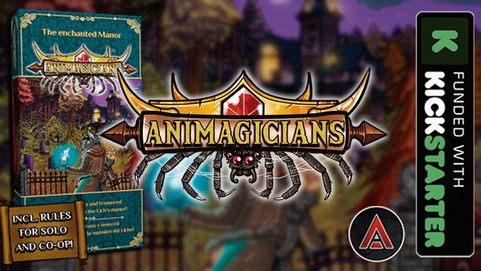 Enter the manor alone or with friends to face the Lich and get its soul in this fun game of wizardry and bluffing for 1-6 players.