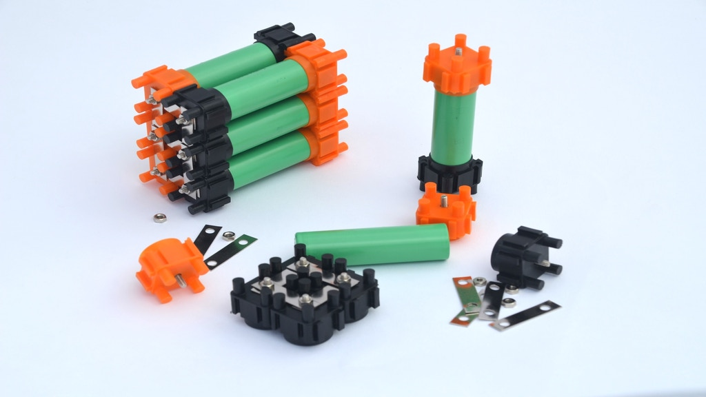 DIY Li-ion battery building kit   Make your own 18650 packs project video thumbnail