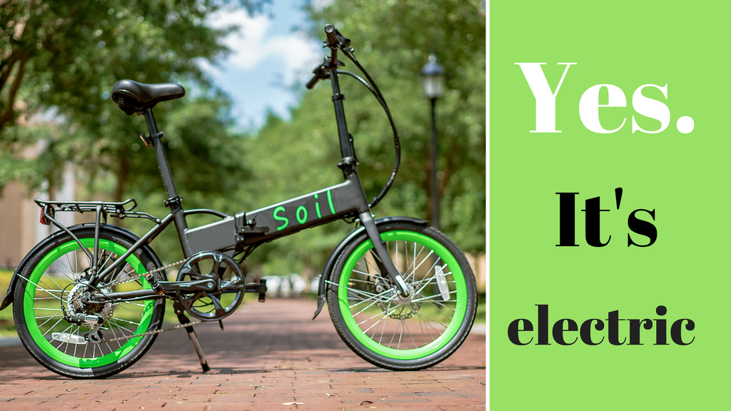 Soil Bike - The best electric bike for living locally project video thumbnail