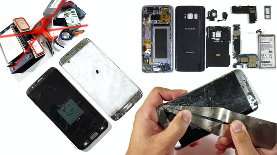 Glassoff: DIY phone repair revolution