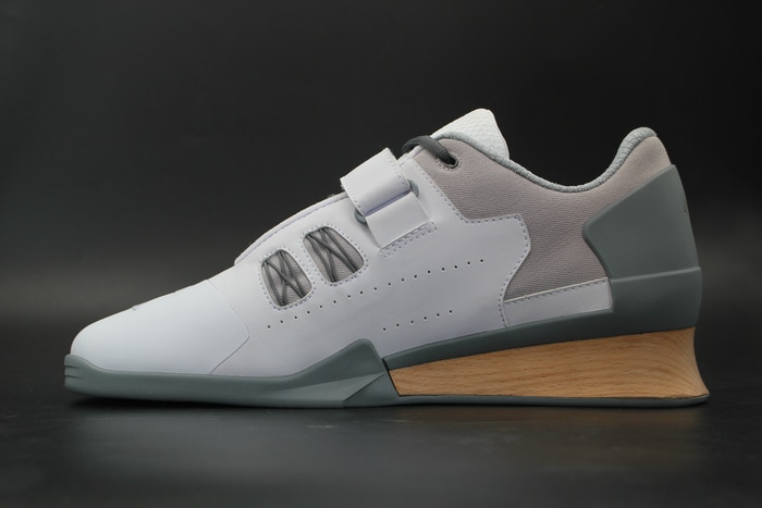 Olympic Weightlifting Shoe: Velaasa Strake by Lynden Reder