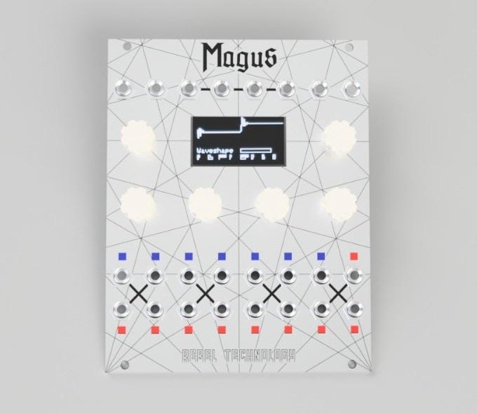 Magus Eurorack Mock-up