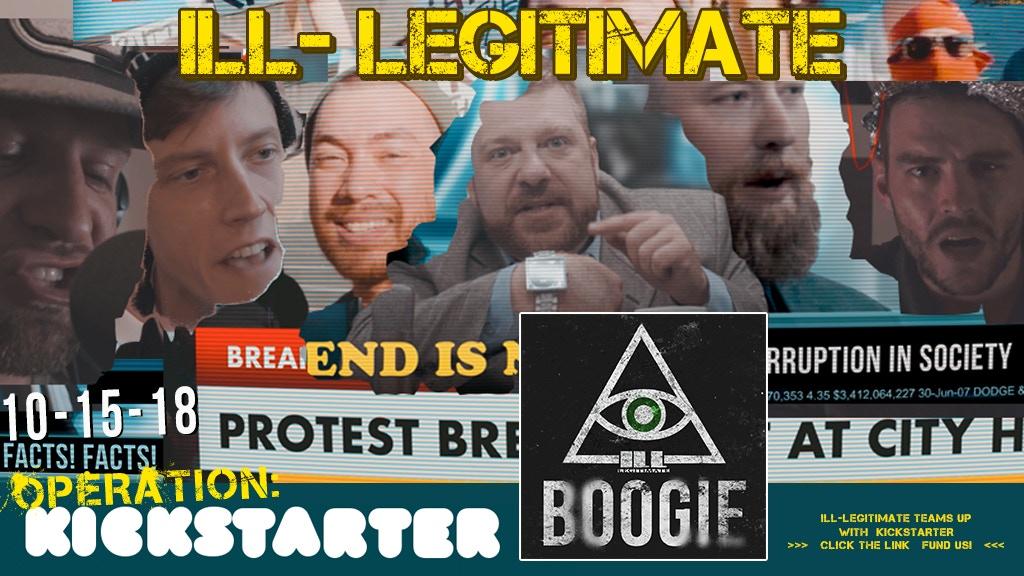 ILL-LEGITIMATE: Operation -STITCHED- project video thumbnail