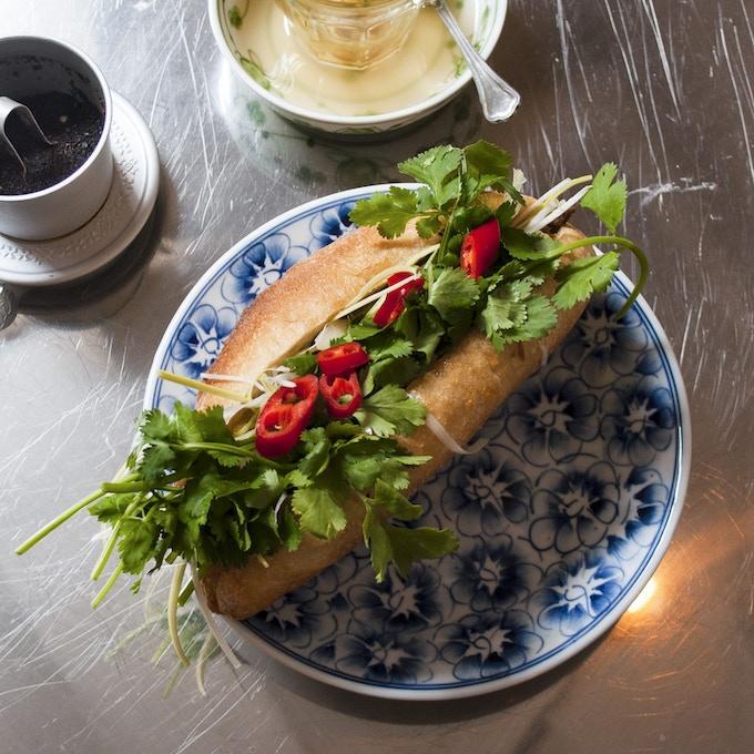 District Tonkin's B3 Bánh Mì