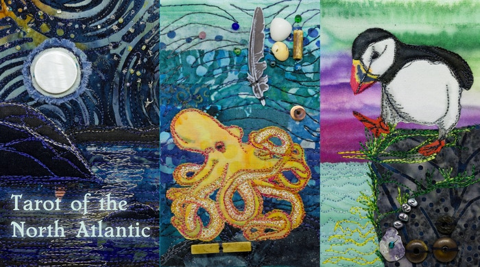 "The first edition has sold out! <a href=""https://mailchi.mp/5b1147743ec3/totnasignup"">Tarot of the North Atlantic Signup</a>"