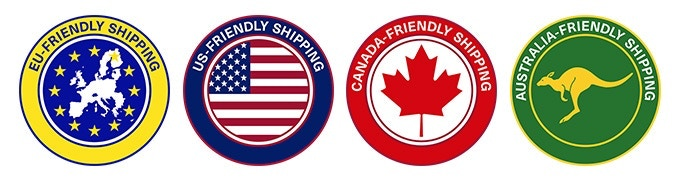 Shipping Friendly