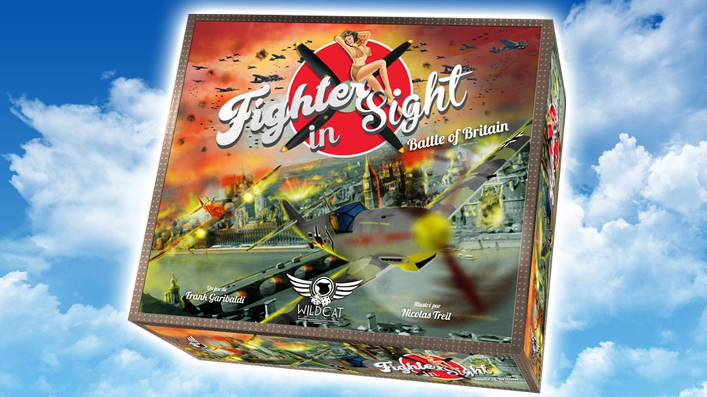 Project image for Fighter in Sight (Canceled)