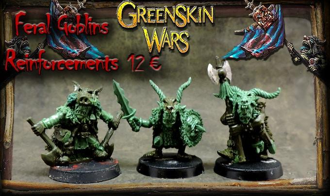 Feral Goblins