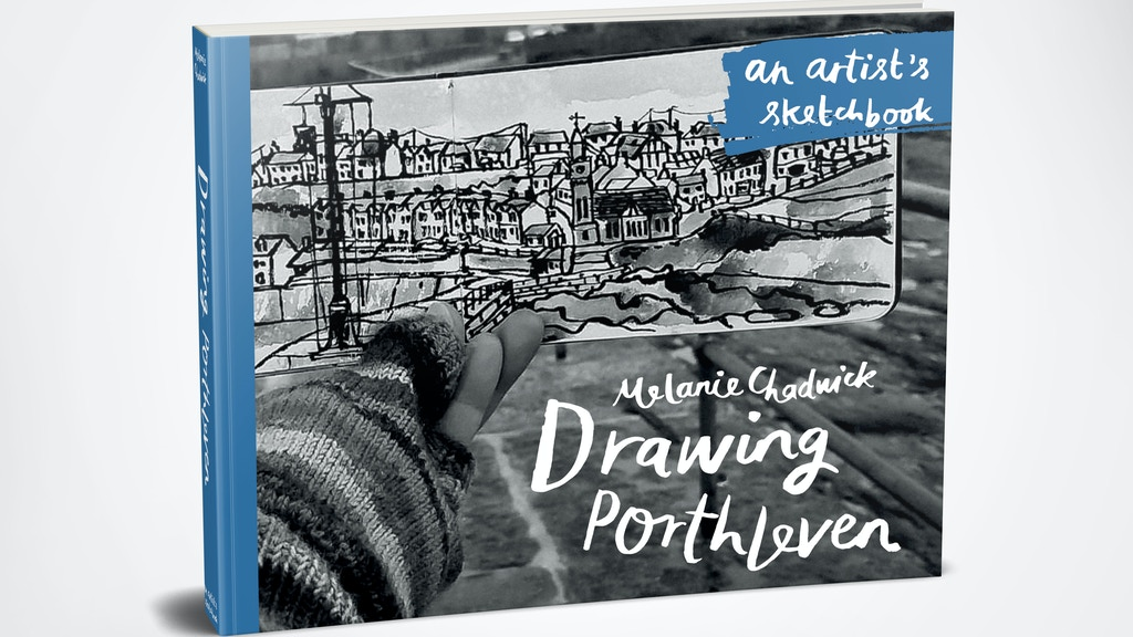 Project image for Drawing Porthleven - an artist's sketchbook