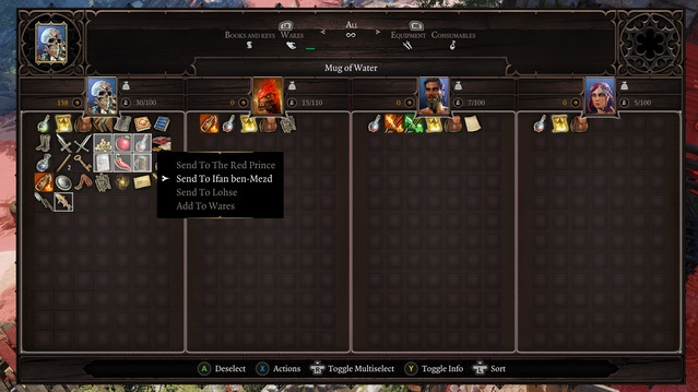 Larian Studios Details Divinity: Original Sin 2 Refined Systems and