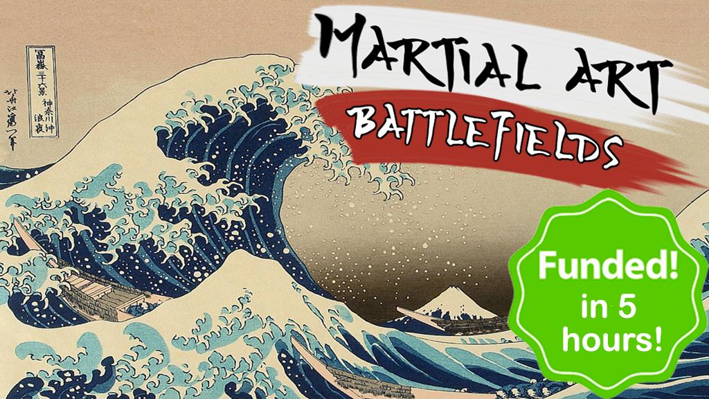 Martial Art: Battlefields project video thumbnail