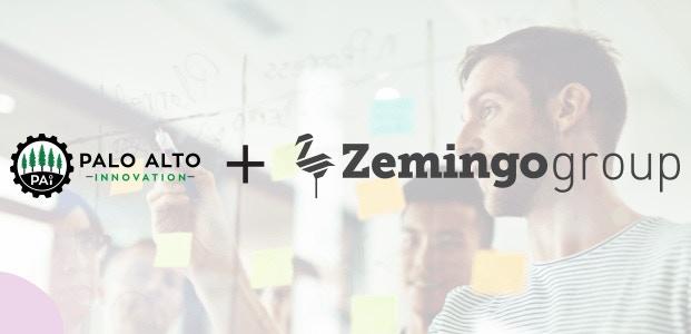 Zemingo, like zebra and flamingo
