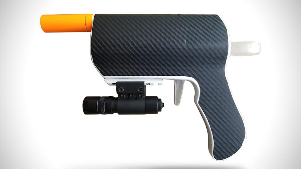 Kobra-1 Foam Dart Blaster project video thumbnail