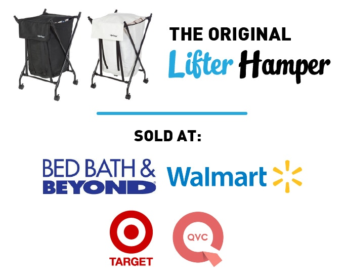 The Lifter Hamper Laundry Made Easy By Lifter Hamper