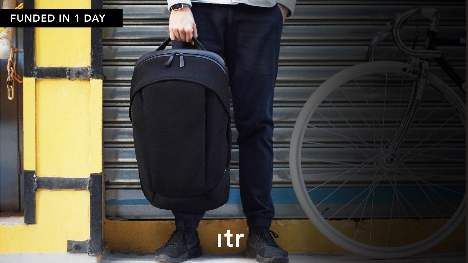 63eb41d27ed444 The World s Most Advanced Modular Backpack by ITR Studio — Kickstarter