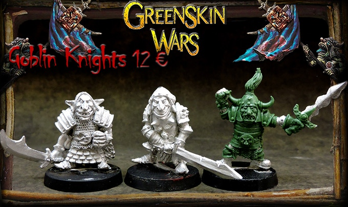 "The ""brave"" Goblin Knights!"