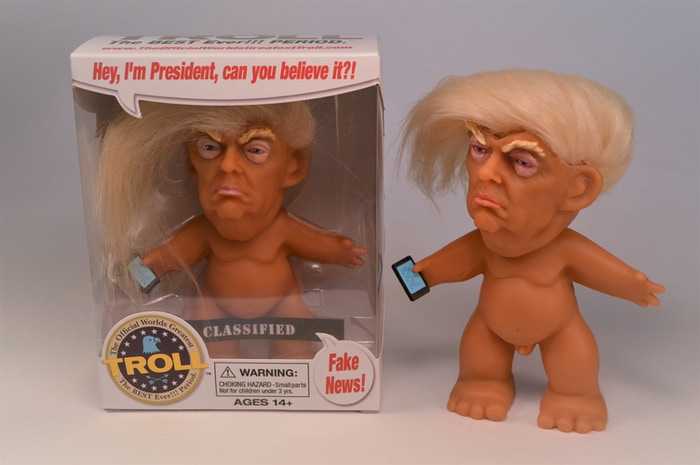 the official world s greatest troll sculpt by chuck williams by