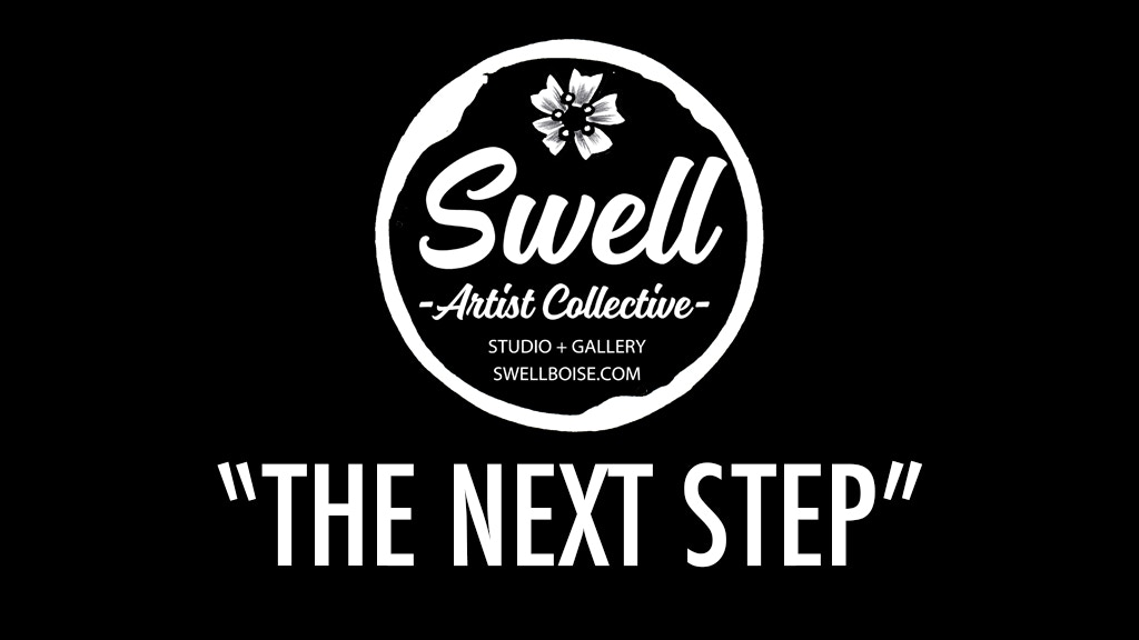 Swell Artist Collective: The Next Step project video thumbnail
