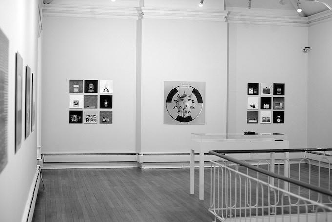 Exhibition in Ffotogallery, UK