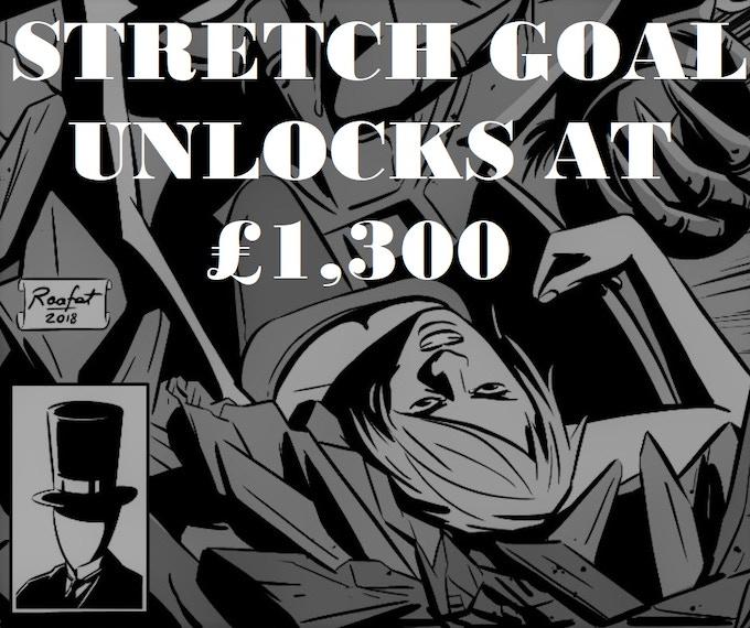 Stretch Goal: Ahmed Raafat Art Print unlocks at £1,300
