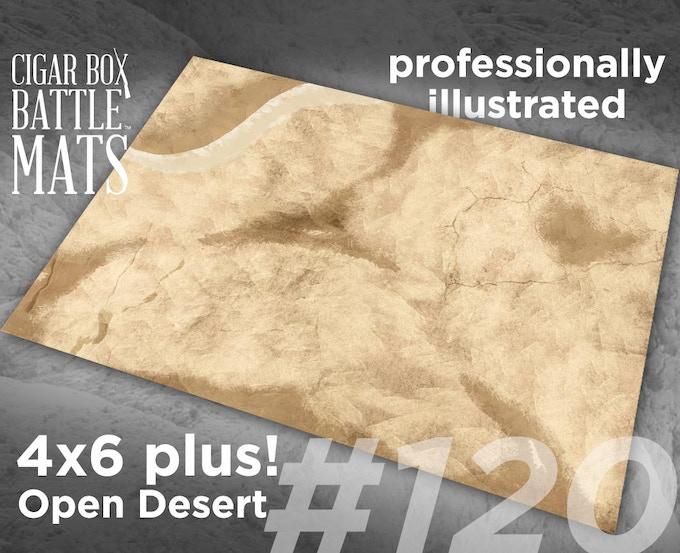 120 Open Desert