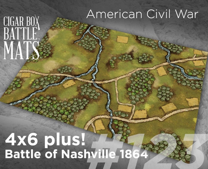 123 Battle of Nashville