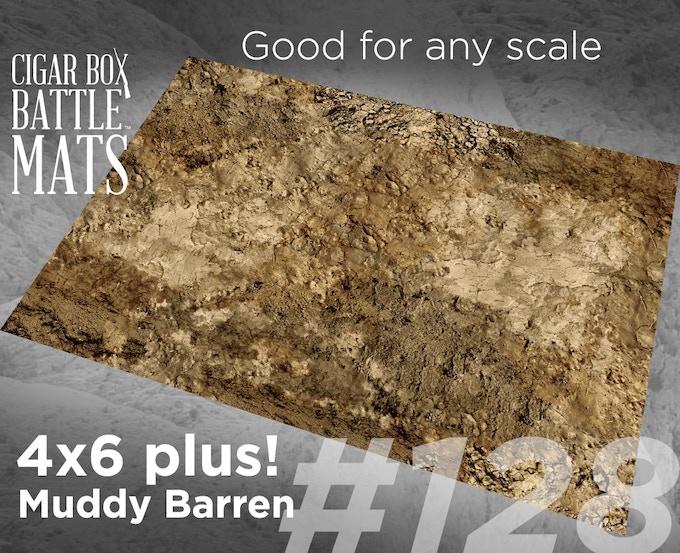 128 Muddy Barren