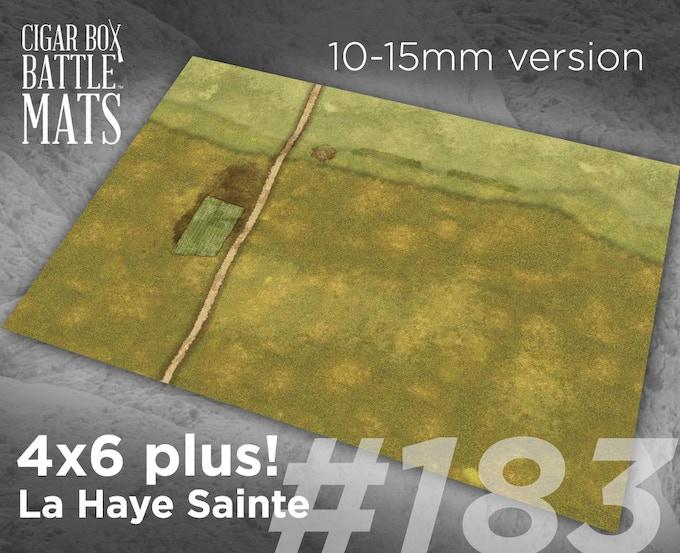 183 La Haye Sainte