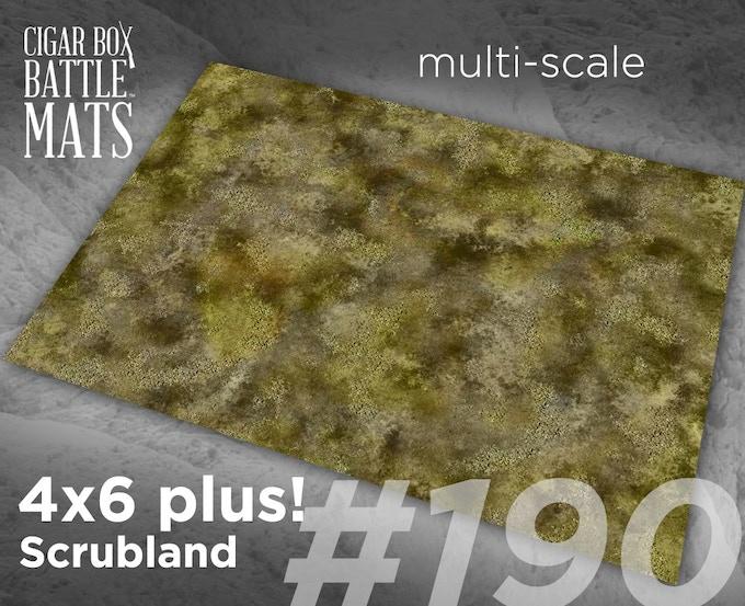190 Scrubland