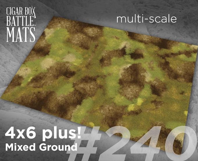 240 Mixed Ground