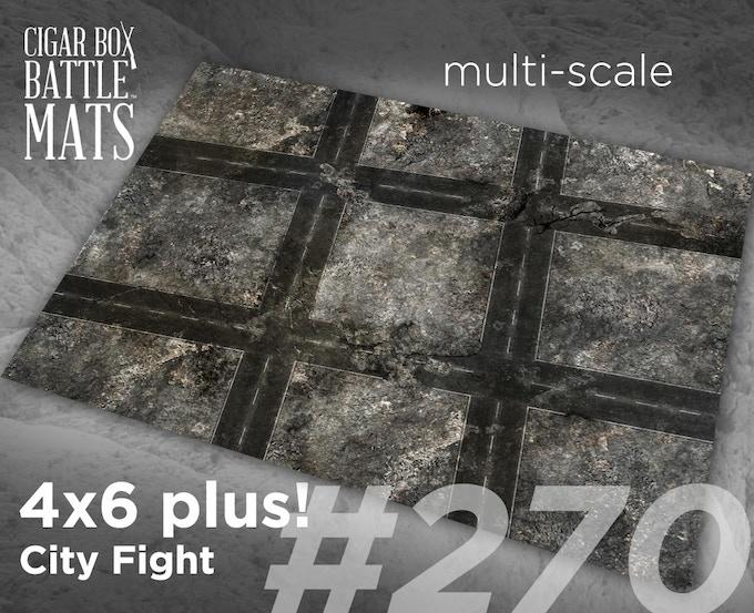 270 City Fight