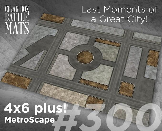 300 MetroScape