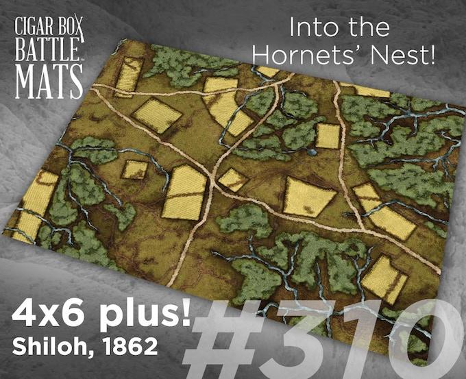 310 Shiloh - The Hornet's Nest