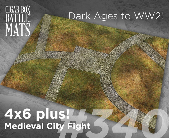 340 Medieval City