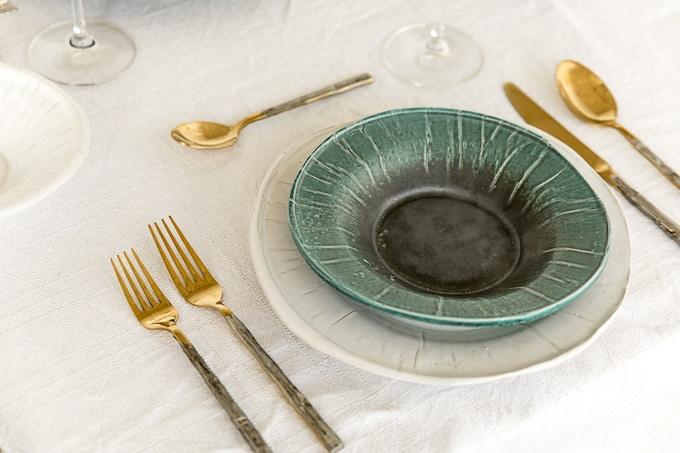 Photography and styling by Chris Rijksen. Plates 'Eccentric Plates' Daniel van Dijck for Cor Unum