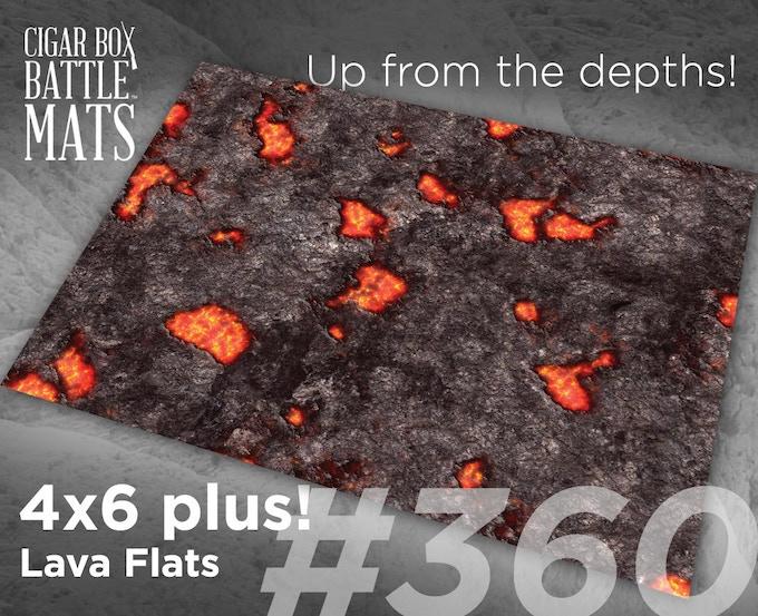 360 Lava Flats