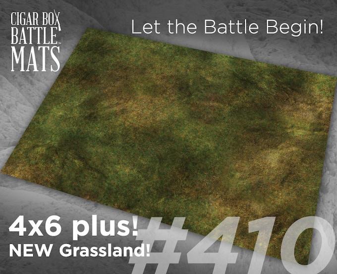 410 Field of Battle Grassland